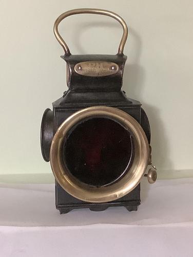Railway Lamp - Railwayana (1 of 6)