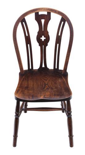 Elm & Beech Kitchen Dining Chair (1 of 5)