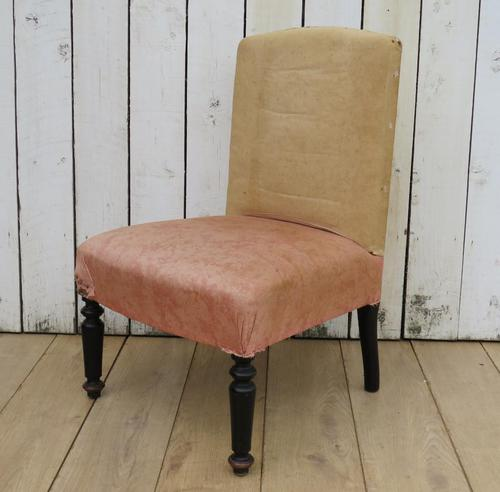 Antique French Nursing Chair (1 of 8)