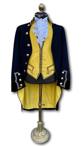 Late Victorian English Country House Footman's Uniform (1 of 11)