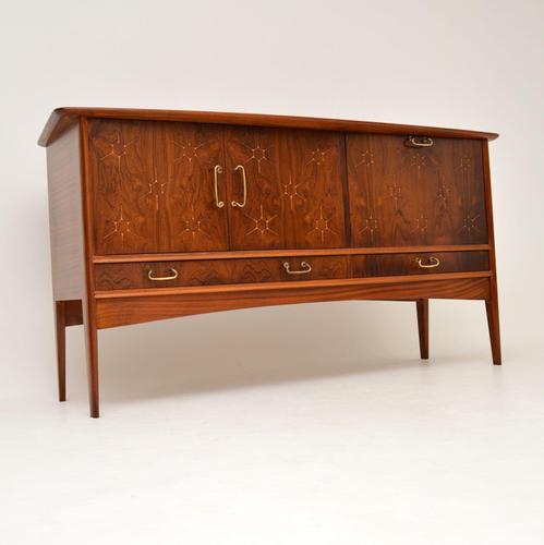 Vintage Rosewood & Mahogany Sideboard by Peter Hayward for Vanson (1 of 12)