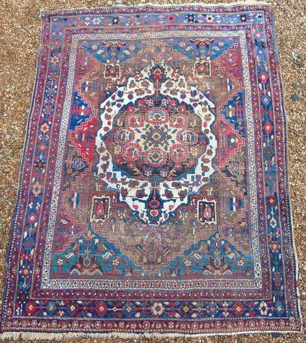 Antique East Azerbaijan Carpet (1 of 7)