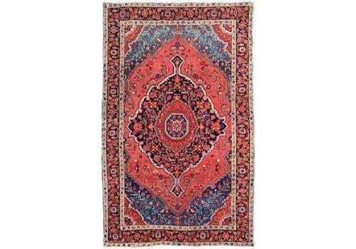 Antique Sarouk Ferahan Rug (1 of 9)