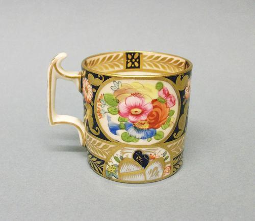 Swansea London Shape Coffee Can, c.1815 (1 of 7)