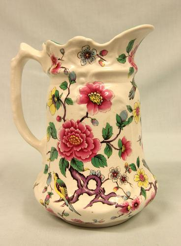 20th Century Decorated Jug (1 of 6)