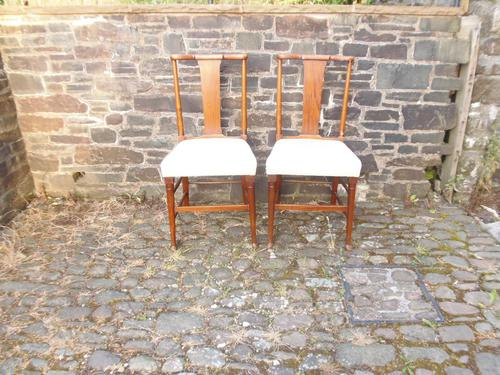 Pair of Chairs Attributed to Richard Norman Shaw (1 of 9)