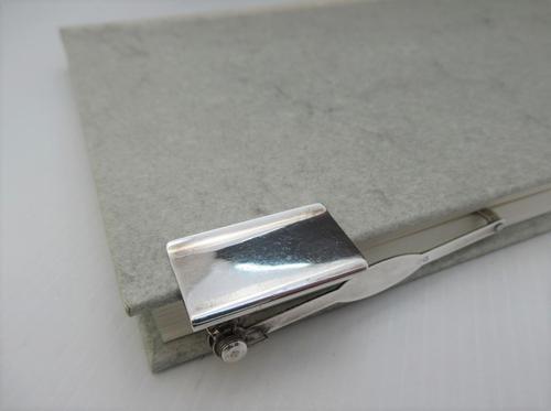 Sterling Silver Patented Bookmarker, Asprey & Co Ltd., B'ham 1936 (1 of 9)