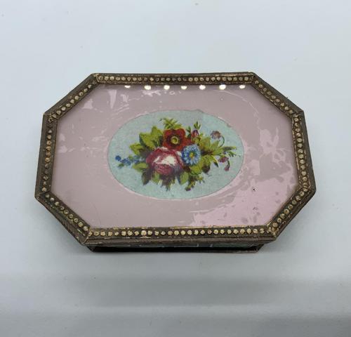 19th Century Cachous Box (1 of 4)