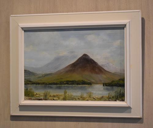 Welsh Landscape Oil Painting by Charles Wyatt Warren (1 of 7)