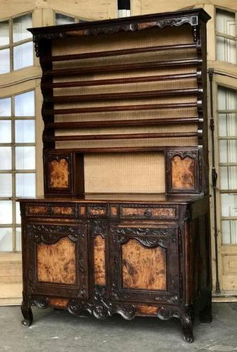 Wonderful 18th Century French Dresser (1 of 16)