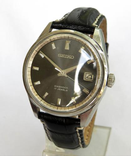 Gents 1966 Seiko Wrist Watch (1 of 5)