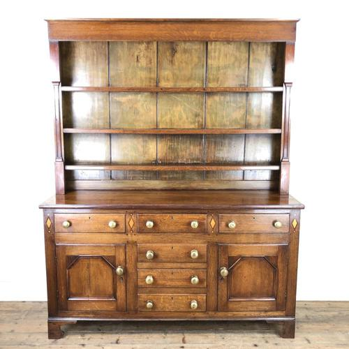 19th Century Antique Oak Dresser (1 of 10)