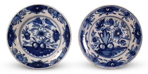 Two Dutch Delft Plates (1 of 3)