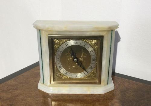 Art Deco Elliott Mantel Clock (1 of 6)