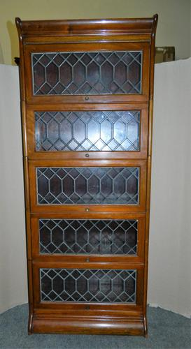 Mahogany Stacking Bookcase (1 of 6)