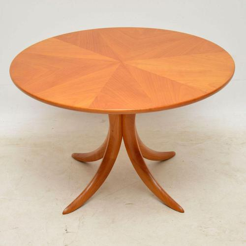1960's Vintage 'Alma' Coffee Table in Elm (1 of 9)