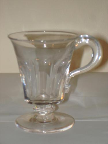 Nineteenth century custard glass (1 of 2)
