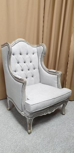 Painted Wing Armchair (1 of 5)
