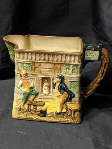 Royal Doulton ' The Pickwick Papers' Picher (1 of 5)