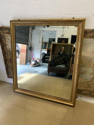Very Large 19th Century Gilt Wall Mirror (1 of 5)