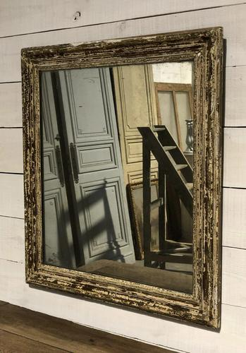 French 19th Century Gilt Wall Mirror (1 of 13)
