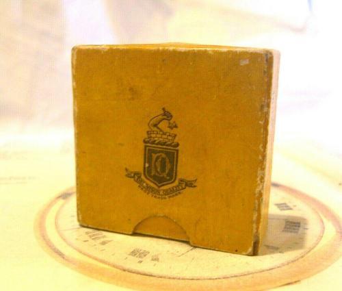 Antique Dennison Pocket Watch Box 1930s Original Presentation Protective Box (1 of 12)