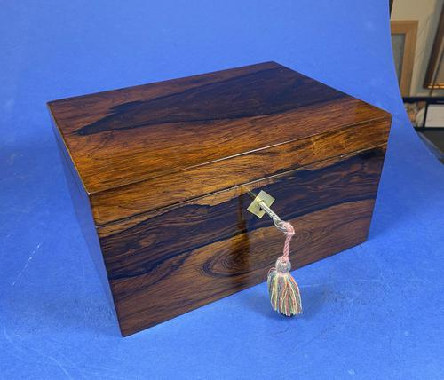 William IV Brazilian Rosewood Box (1 of 22)