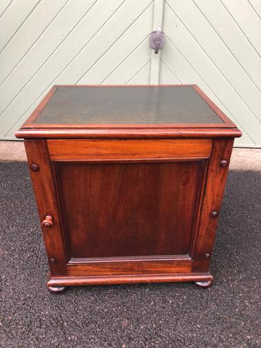 Antique Mahogany Table Cabinet (1 of 8)