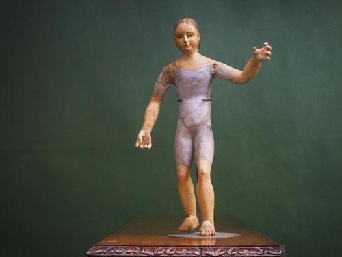 18th Century Mannequin (1 of 5)