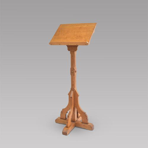 Gothic Style Lectern (1 of 4)