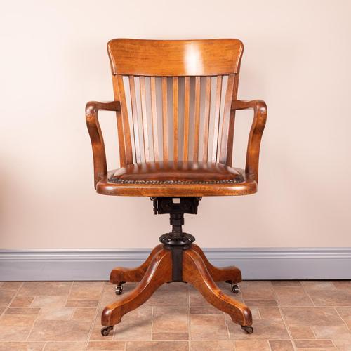 Revolving Office Desk Chair (1 of 13)