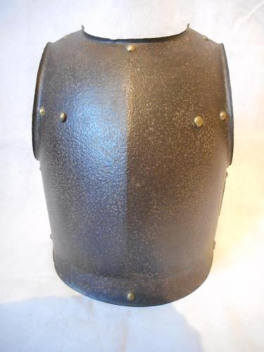 French Cuirassiers Breastplate (1 of 5)