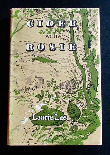 1959 Signed 1st Edition, 1st Printing Cider With Rosie by Laurie Lee with Original Dust Jacket (1 of 5)