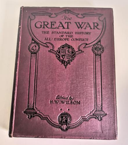 The Great War - The Standard History of the All-Europe Conflict Volume 5 (1 of 12)