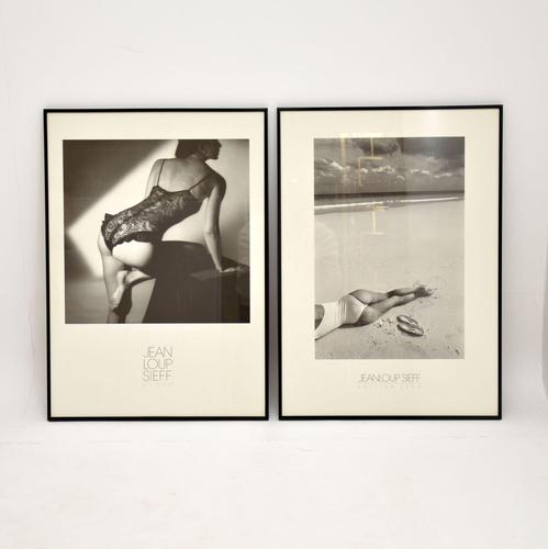 Pair of Vintage Art Photography Prints by Jeanloup Sieff (1 of 9)