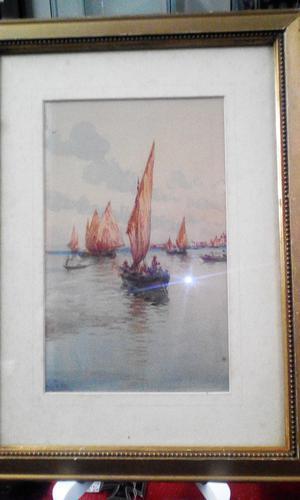 Venetian Watercolour (1 of 3)