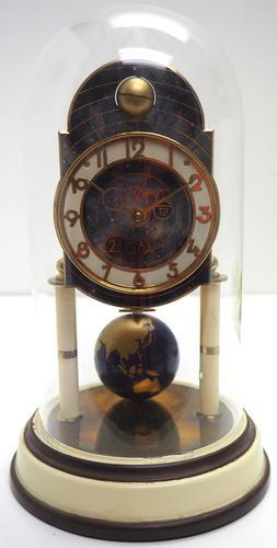 Good Kaiser Universe 400-day Mantel Clock – Astral Torsion Clock Signed Base (1 of 9)