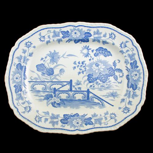 Stone China Meat Plate (1 of 7)