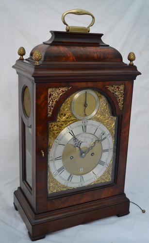 Samuel Honeychurch London Georgian Bracket Clock c.1770 (1 of 11)