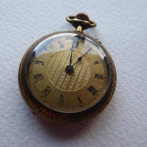 Swiss Made Pocket Watch (1 of 10)