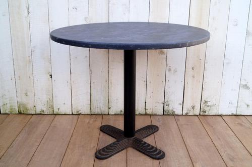 Vintage English Pub Table (1 of 5)