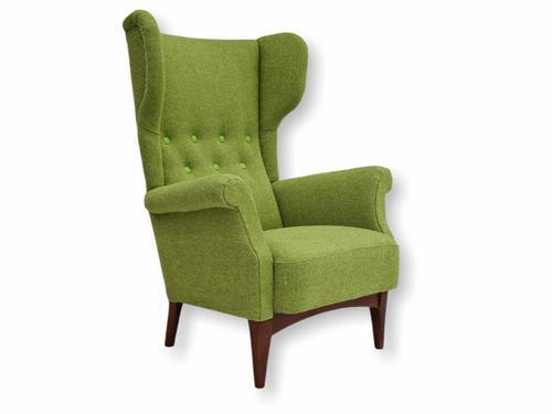 Danish Design by Fritz Hansen, 60s, Completely Restored-reupholstered Armchair (1 of 13)