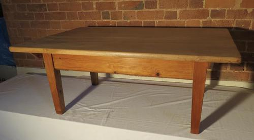 French Coffee Table Mid 19th Century (1 of 10)