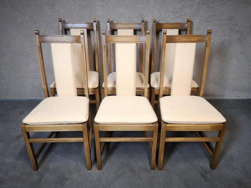 Set of Six Ercol Golden Dawn Dining Chairs (1 of 14)