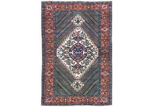 Antique Bakhtiar Rug (1 of 12)