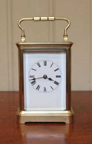 Large French Striking Carriage Clock (1 of 9)