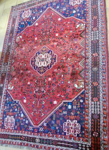 Hamadan  Design Persian Rug (1 of 8)