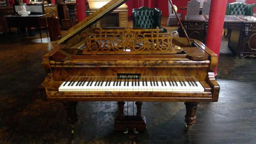 Majestic Emil Pauer Grand Piano of the Finest Quality (1 of 7)