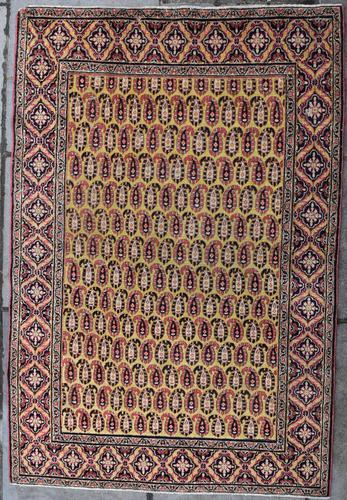 Antique Khorasan Rug 190x129cm (1 of 5)