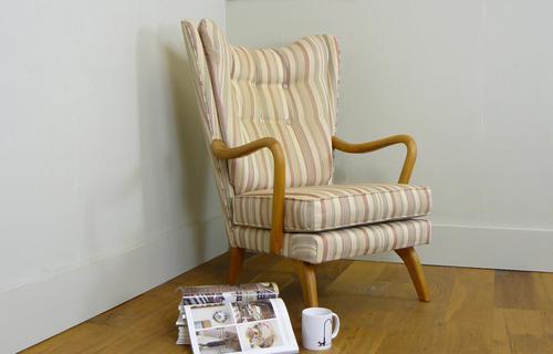 Howard Keith Bambino Armchair Chair Mid Century Vintage no2 (1 of 11)